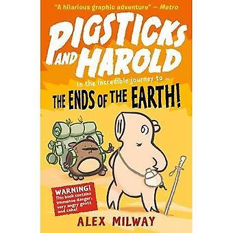 Pigsticks e Harold: le estremità della terra! (Pigsticks e Harold)