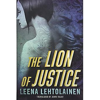 The Lion of Justice (The Bodyguard series)