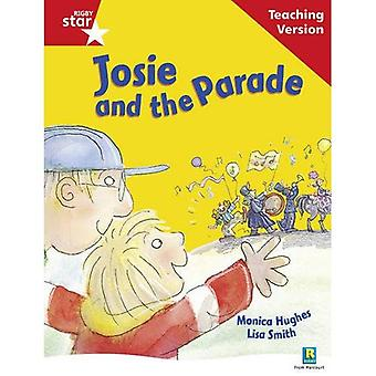 Josie and the Parade: rode niveau (Rigby ster geleid)
