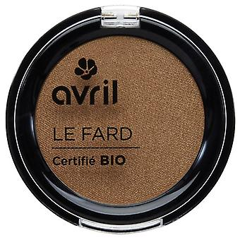 Avril Certified organikus eyeshadow-Noisette irise