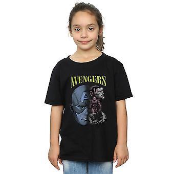 Marvel Avengers Hommage T-Shirt für Mädchen
