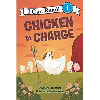 Huhn in Charge (erfahren)