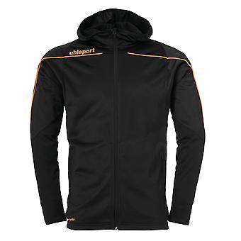 Uhlsport STREAM 22 hooded sweatshirt with zipper