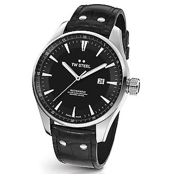 TW Steel Swiss automatic mens watch 45 mm Ace321 ancient Aternus