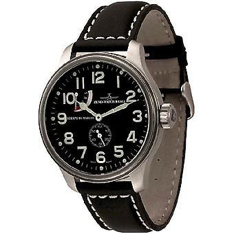 Zeno-watch mens watch OS pilot power reserve 8554-6PR-a1