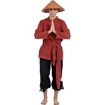 Pankajagarwaldude chinois mens costume riziculteur mens costume