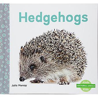 Hedgehogs by Julie Murray - 9781532104060 Book