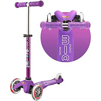 Mikro skútry Purple Mini Deluxe Scooter