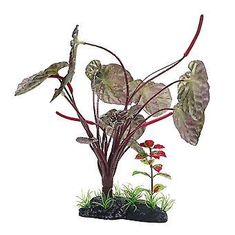 Fluval grande loto rosso pianta 25cm