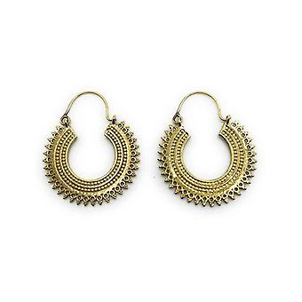 Avery and May Handmade Gypsy Hoop Earrings for Women