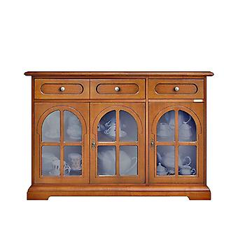 Classic style cupboard with doors