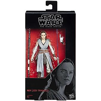Star Wars Black Series figure-Rey (Jedi Training)