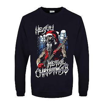 Grindstore Mens Heavy Metal Christmas الطائر