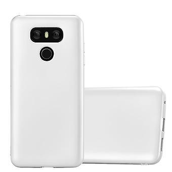 LG G6ケースケースカバー用カドラボケース - 柔軟なTPUシリコーン製の携帯電話ケース - シリコーンケース保護カバーウルトラスリムソフトカバーケースバンパー