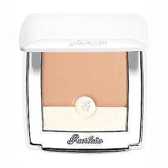 Guerlain Blanc de Perle kirkastava kompakti meikki voide SPF 20 02 vaalea beige 0.29 oz/8.5 g