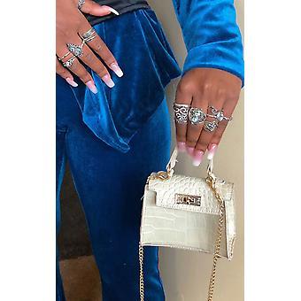 IKRUSH naisten Molly Micro Mini laukku