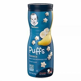 Gerber Puffs Banana Cereal Snack