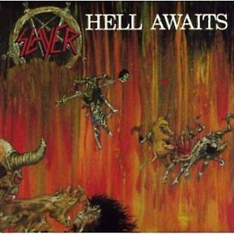 Slayer - Hell Awaits [CD] USA import