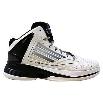 Adidas Adizero Ghost 2 Running White/Black1-Metallic Silver G48814 Men's