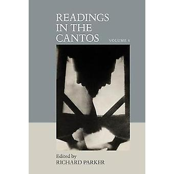 Readings in the Cantos by Richard Parker