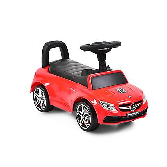 Moni slide car children's car Mercedes C63 Coupe 638, music function from 12 months