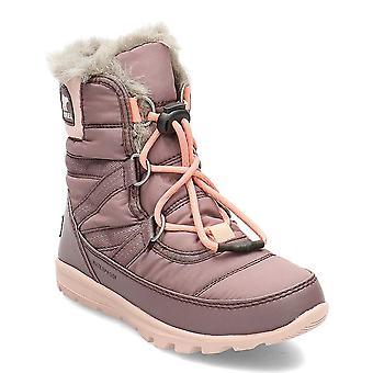 Sorel Youth Whitney Short Lace NY1897574 universal winter kids shoes