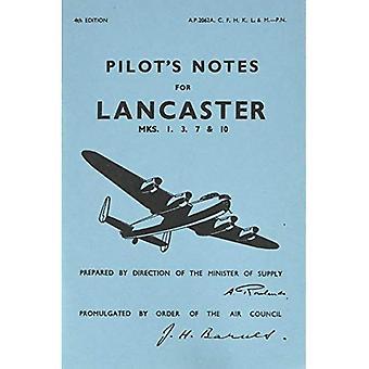 Battle of Britain Memorial Flight (Pilot's Notes)
