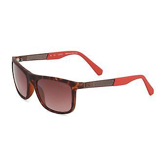 Zgadnij mężczyźni's okulary przeciwsłoneczne, brązowy