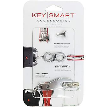 Keysmart Accessories Pack w/ Extension Screw, Bottle Opener and Quick Disconnect