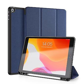 DUX DUCIS Domo Apple iPad Pro 10,2 2 2019 caz tri-fold Blue