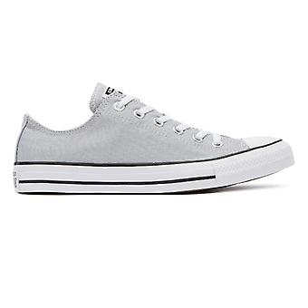 Converse All Star Wolf Grey Ox Trainers