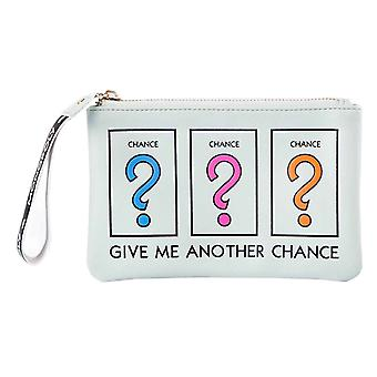 Monopoly Purse pouch Chance Logo new Official Hasbro