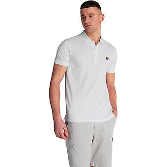 Lyle & Scott Polo Shirt White 17