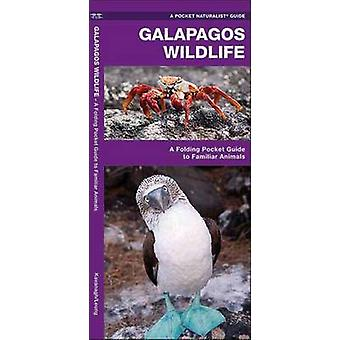 Galapagos Wildlife - A Folding Pocket Guide to Familiar Animals by Jam