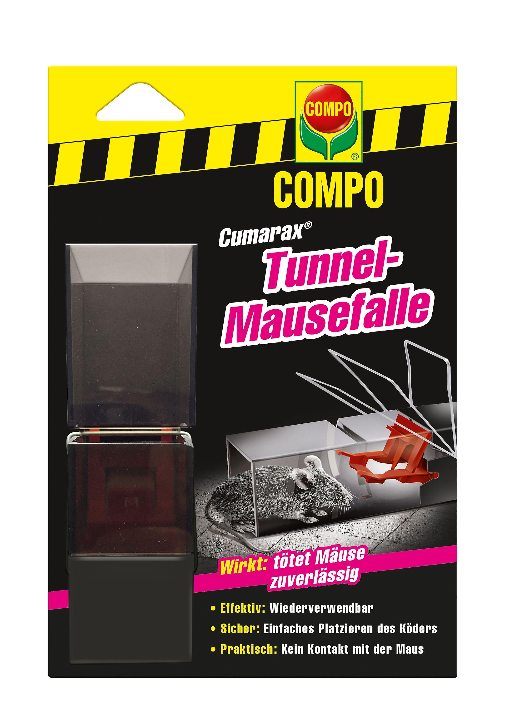 COMPO Cumarax® Tunnel Mouse Trap, 1 piece