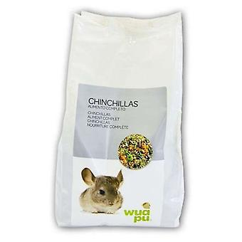 Wuapu Chinchilla Food (Small pets , Dry Food and Mixtures)