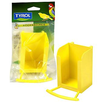 Tyrol Cracker Holder (Birds , Feeders & Water Dispensers , For Cages)