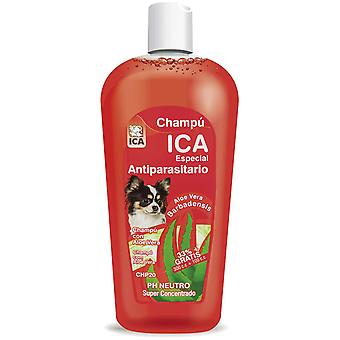 Ica Antiparasitic Shampoo 400 Aloe Vera (Dogs , Grooming & Wellbeing , Shampoos)