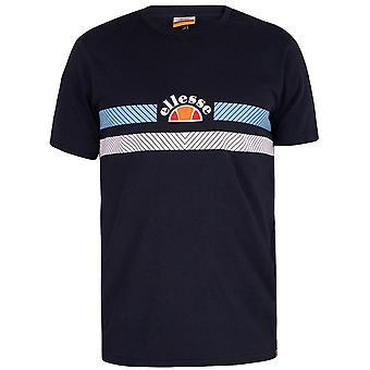 Ellesse Lori Navy Puuvilla T-paita