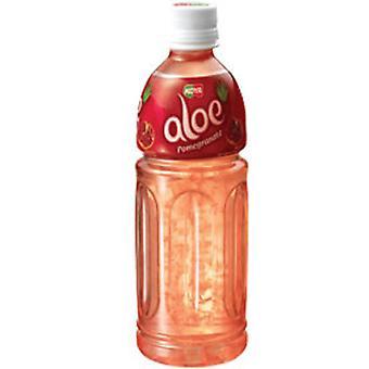 Koya Aloe Water Pomegranite-( 500 Ml X 20 Bottles )