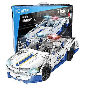 CaDFI, Radio-controlled Police Car