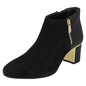 Senhoras Van Dal salto tornozelo botas Arial II