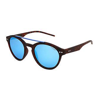 Polaroid Original Unisex Spring/Summer Sunglasses - Brown Color 54856