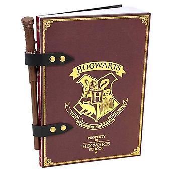 Blue Sky Designs Ltd Harry Potter Notebook Wand Pencil Set
