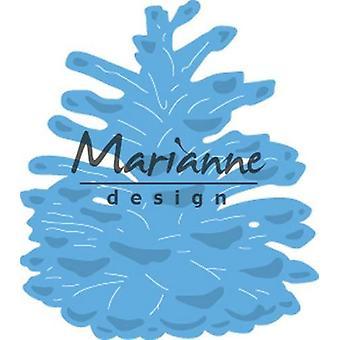 Marianne Design Creatables Schneidedies - Tiny's Pinecone L LR0557 44 x 50 mm