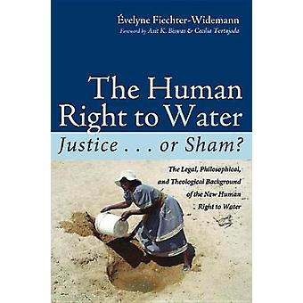 The Human Right to Water Justice . . . or Sham by FiechterWidemann & Evelyne