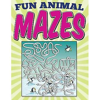 Fun Animal Mazes by Masters & Neil