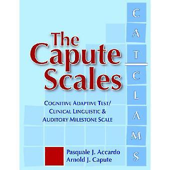 Capute Scales Manual - Kognitivt adaptivt test / klinisk lingvist