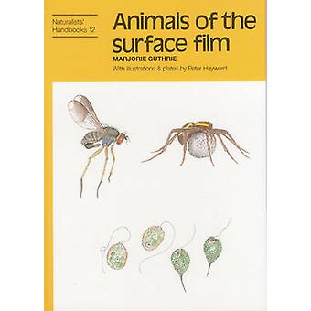 Animals of the Surface Film by Marjorie Guthrie - Peter J. Hayward -