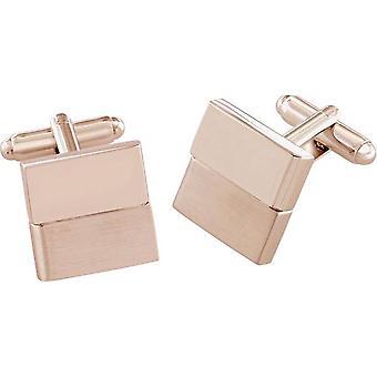Duncan Walton Haute Essential Cufflinks - Rose Gold